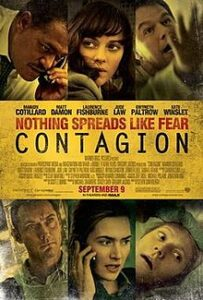 "Poster of the Movie ""Contagion"""